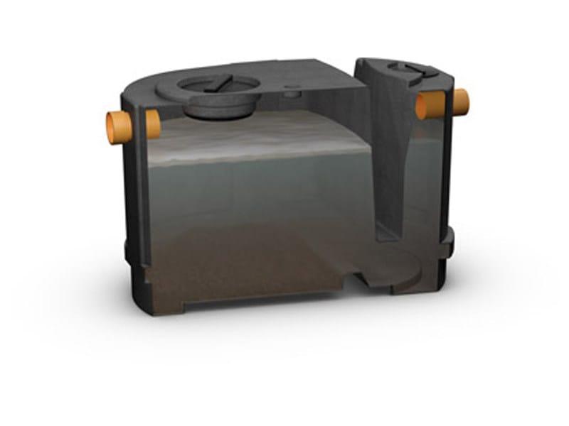 Oil separator, de-oiler and grease separator Oil separator, de-oiler,grease separator - Starplast