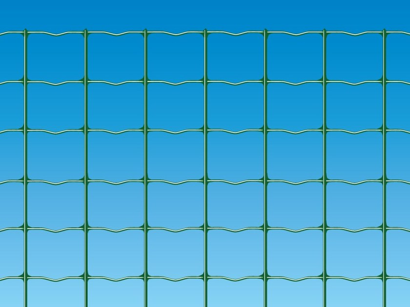 Security electrically welded mesh Fence STRONG - Siderurgica Ferro Bulloni