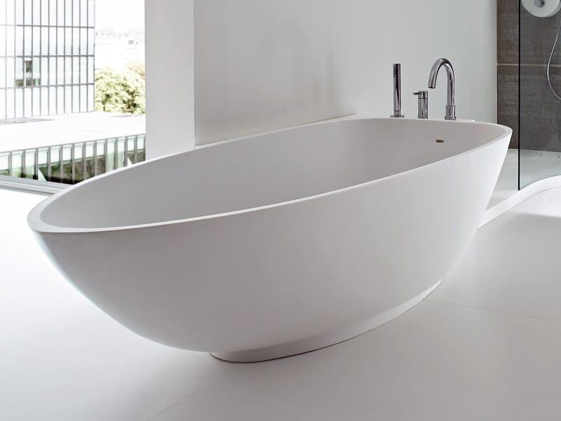 Vasca da bagno angolare ovale in korakril boma vasca da bagno angolare rexa design - Vasca da bagno angolare prezzi ...