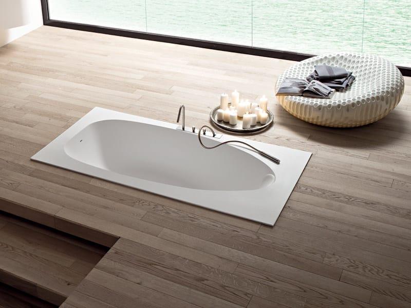 Built-in Korakril™ bathtub BOMA | Built-in bathtub - Rexa Design