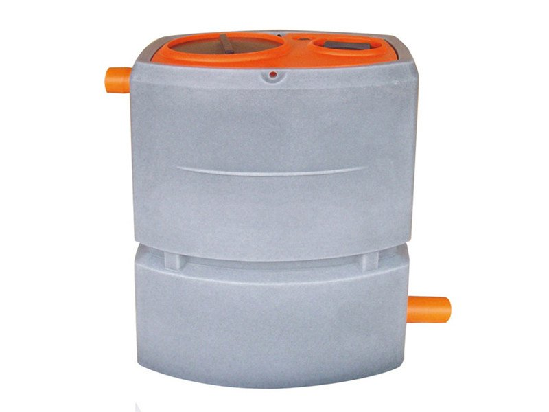 Component for liquid sewage treatment plant Component for liquid sewage treatment - Starplast