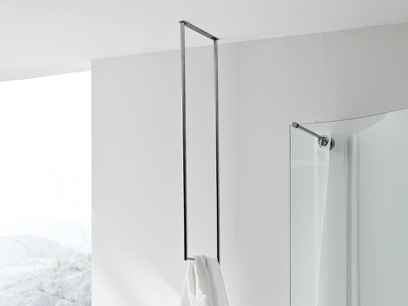 Design metal towel rack MINIMAL | Towel rack - Rexa Design