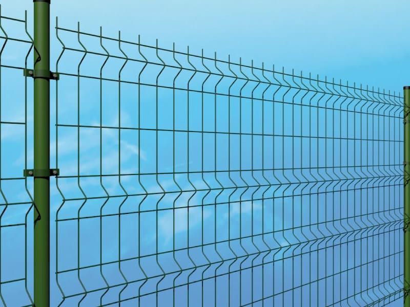 Recinzione modulare in rete elettrosaldata super eco - Altezza parapetti finestre normativa ...