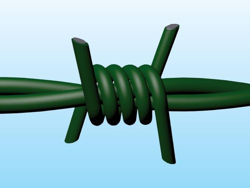 Barbed wire, drawn steel wire Barbed wires - Siderurgica Ferro Bulloni