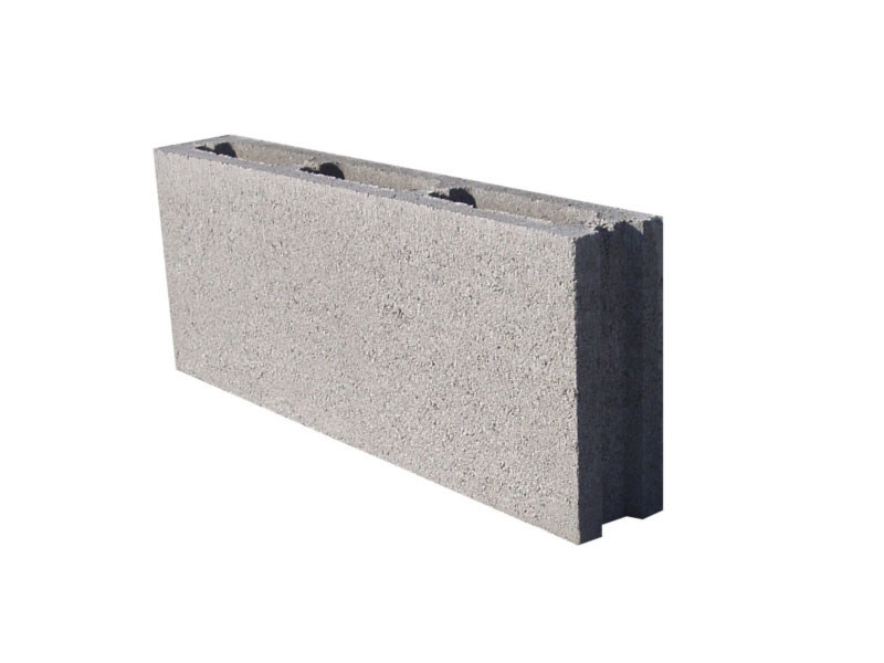 External masonry block in concrete BL 8 - M.v.b.