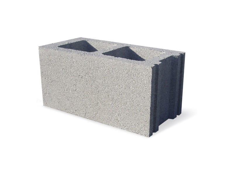 External masonry block in concrete BL 2050 - M.v.b.