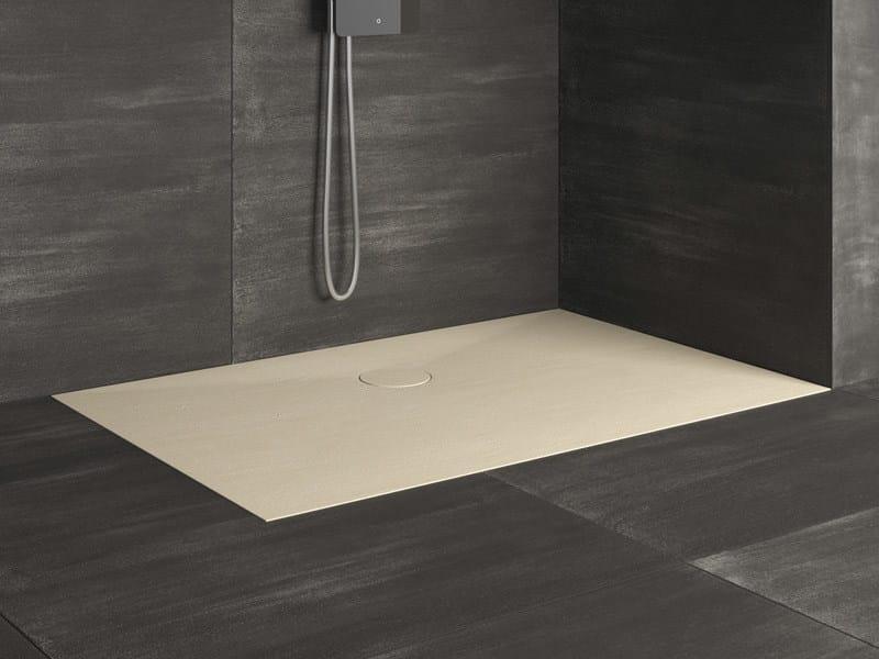 Piatto doccia filo pavimento rettangolare razor piatto - Piatto doccia pavimento ...