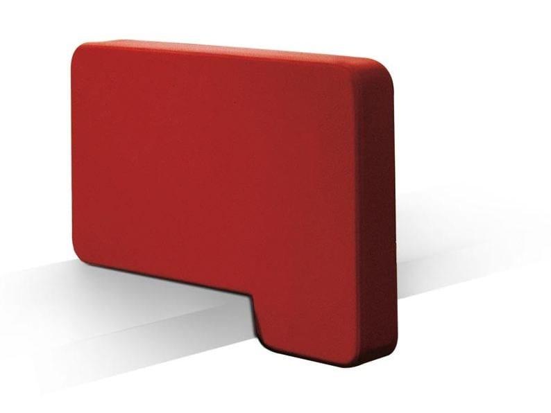 panneau de s paration pour bureaux insonorisant de bureau collection double you by bulo design. Black Bedroom Furniture Sets. Home Design Ideas