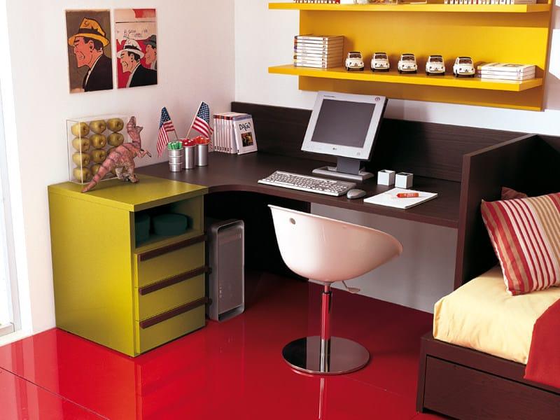 Wooden kids writing desk 4006 | Writing desk - dearkids