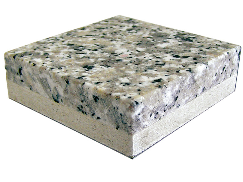 Calcium sulphate panel for raised flooring ANIMA | Calcium sulphate PG1 by NESITE