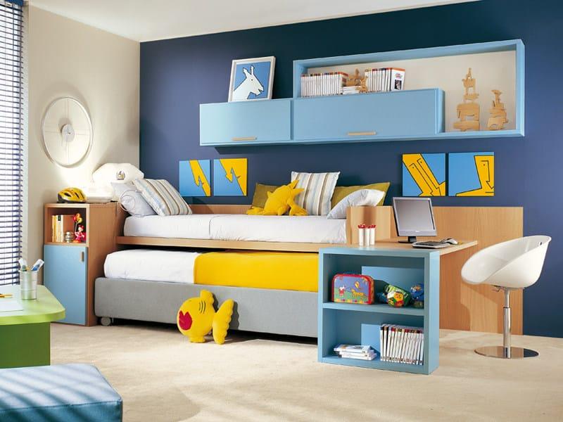 Single Bed 4005 | Bed by dearkids