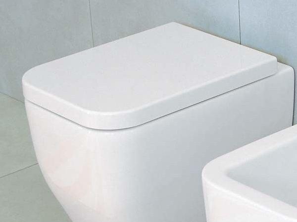 Toilet seat TERRA | Toilet seat by CERAMICA FLAMINIA
