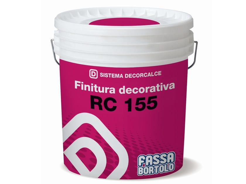 Decorative plaster RC 155 - FASSA