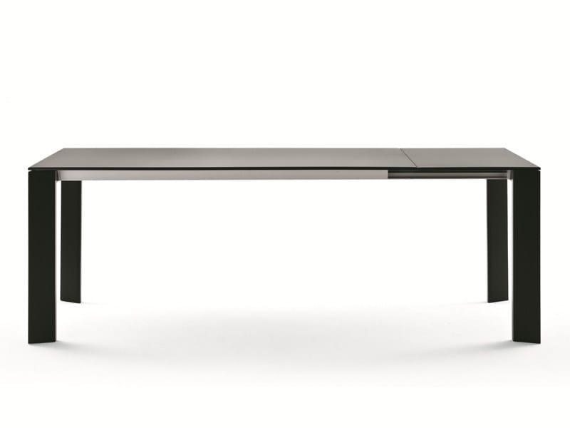 Extending rectangular garden table GRANDE ARCHE | Extending table - FAST