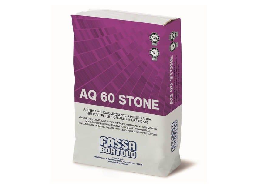Tile adhesive AQ 60 STONE - FASSA