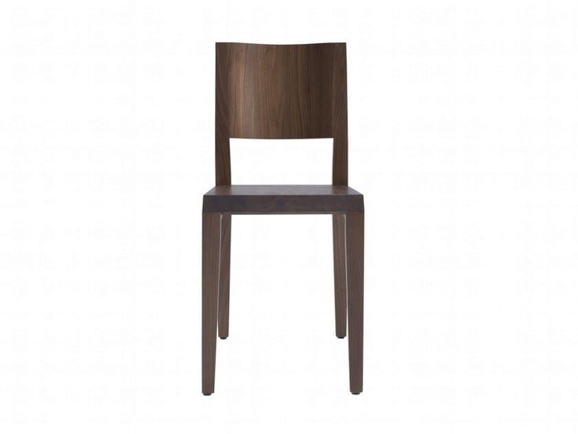 Oak chair VILLA ROSE - ROSET ITALIA
