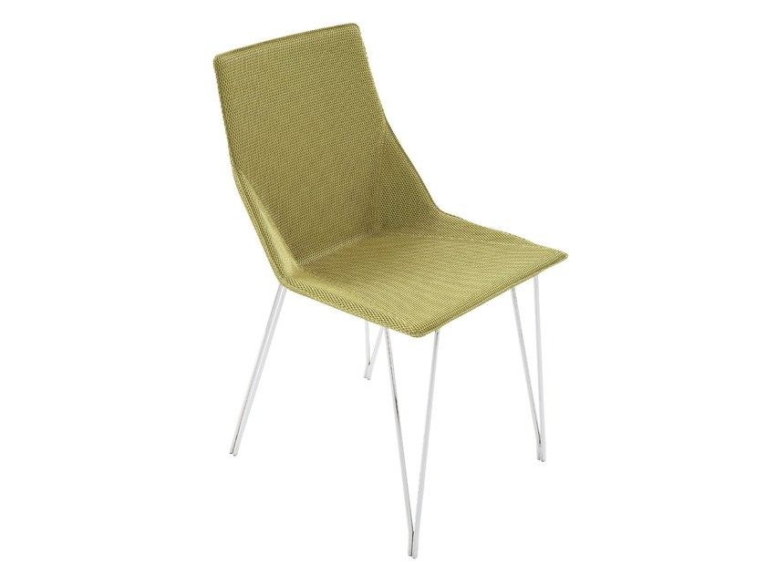 Upholstered chair ELSA - ROSET ITALIA