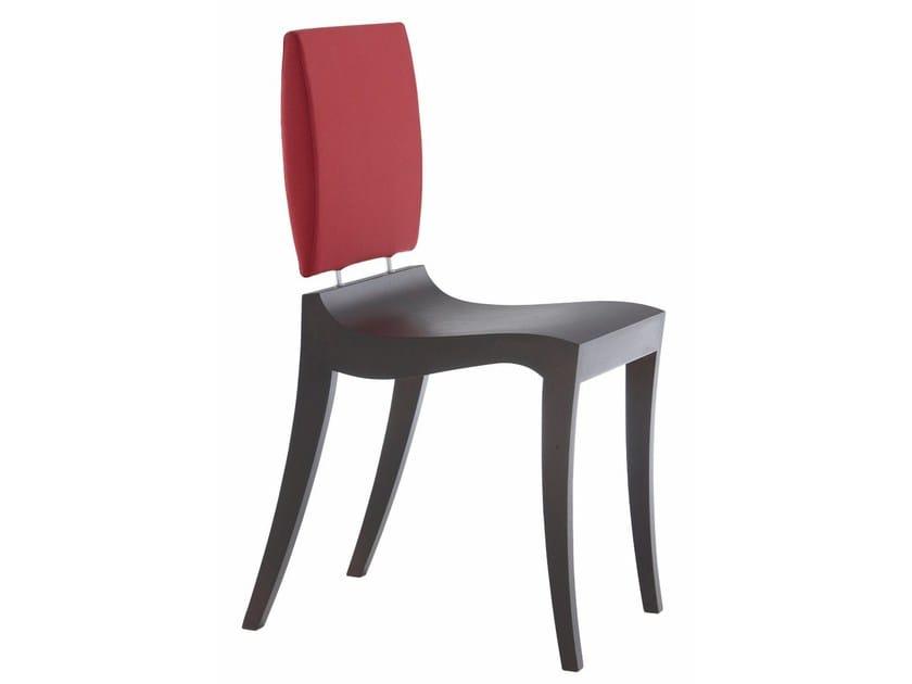 Ash chair FINN by Ligne Roset