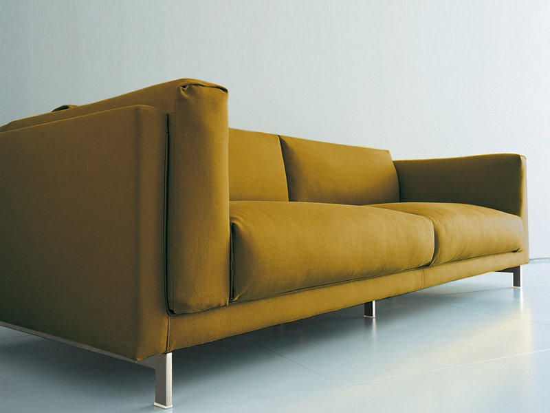 Sofa with removable cover FAMILY LIFE - Living Divani