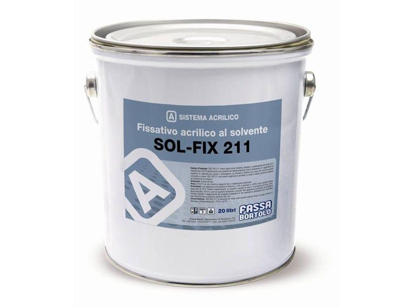 Primer SOL-FIX 211 - FASSA