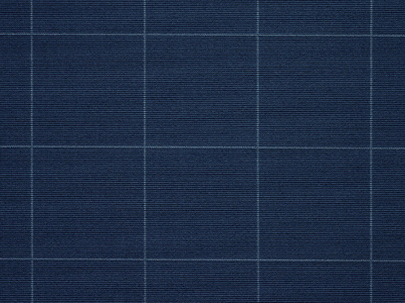 Striped custom polyamide rug with geometric shapes SQR SEAM by Carpet Concept