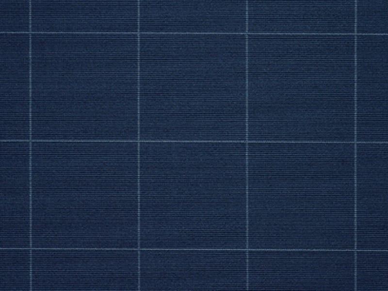 Striped custom polyamide rug with geometric shapes SQR SEAM - Carpet Concept