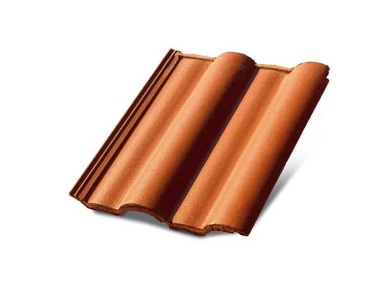 Cement roof tile COPPO TITAN - MONIER