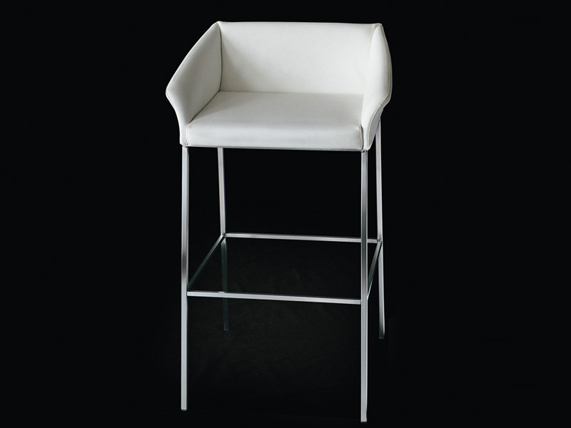 High upholstered stool OPERA | Stool - Living Divani