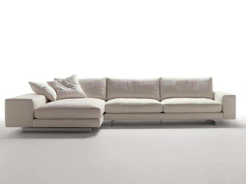 Sectional sofa AGON by Désirée divani