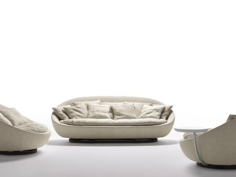 Fabric sofa LACOON | Sofa - Désirée