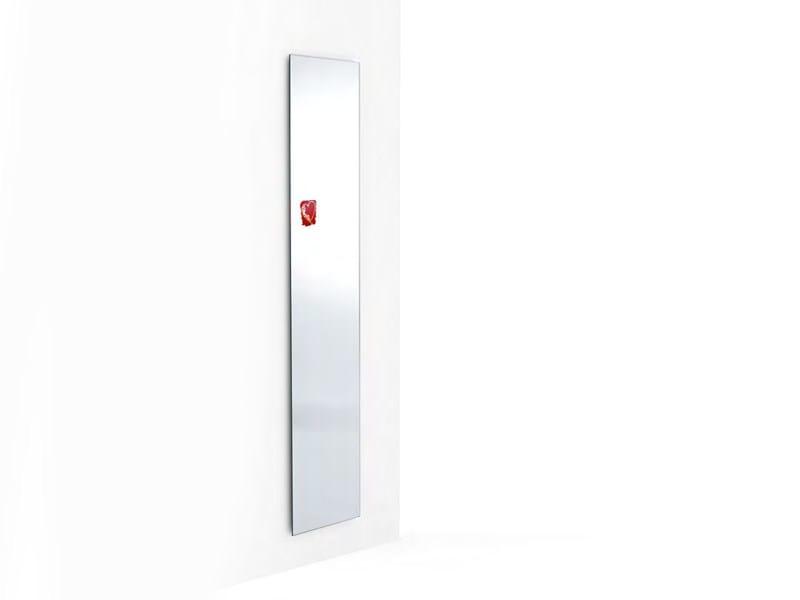 Rectangular wall-mounted mirror MIOAMOR - Opinion Ciatti