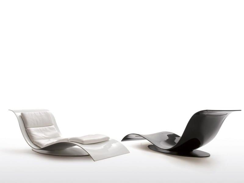 Polyurethane lounge chair ELI FLY - Désirée