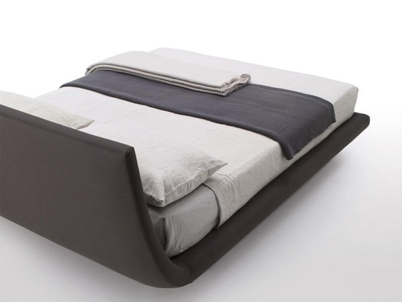 Upholstered double bed TULISS | Bed - Désirée