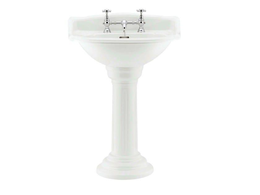 Pedestal washbasin BELGRAVIA | Pedestal washbasin - GENTRY HOME