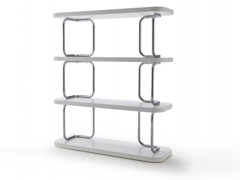 Open freestanding double-sided bookcase IT IS | Bookcase - Désirée