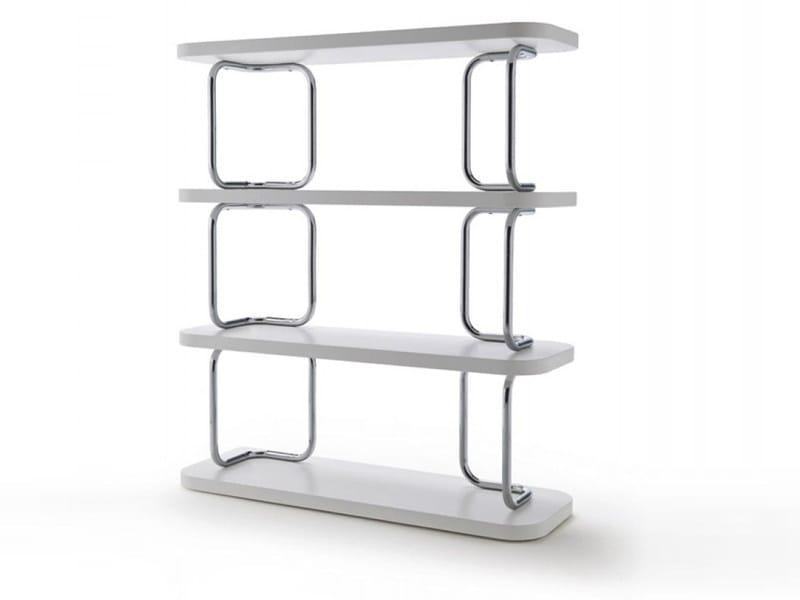 Open freestanding double-sided bookcase IT IS | Bookcase by Désirée divani