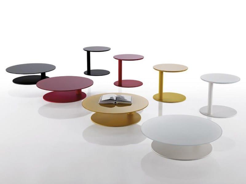 Round coffee table KARA   Coffee table - Désirée