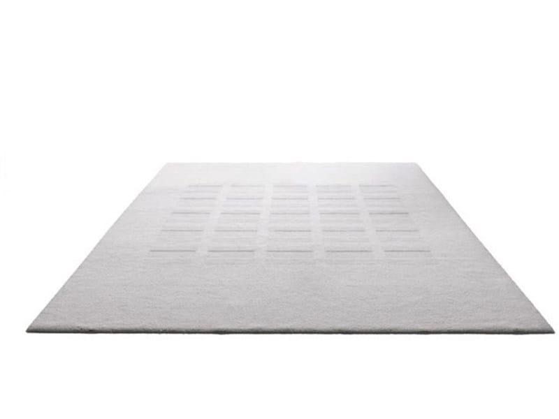 Wool rug STRUTTURA LUCE - Désirée