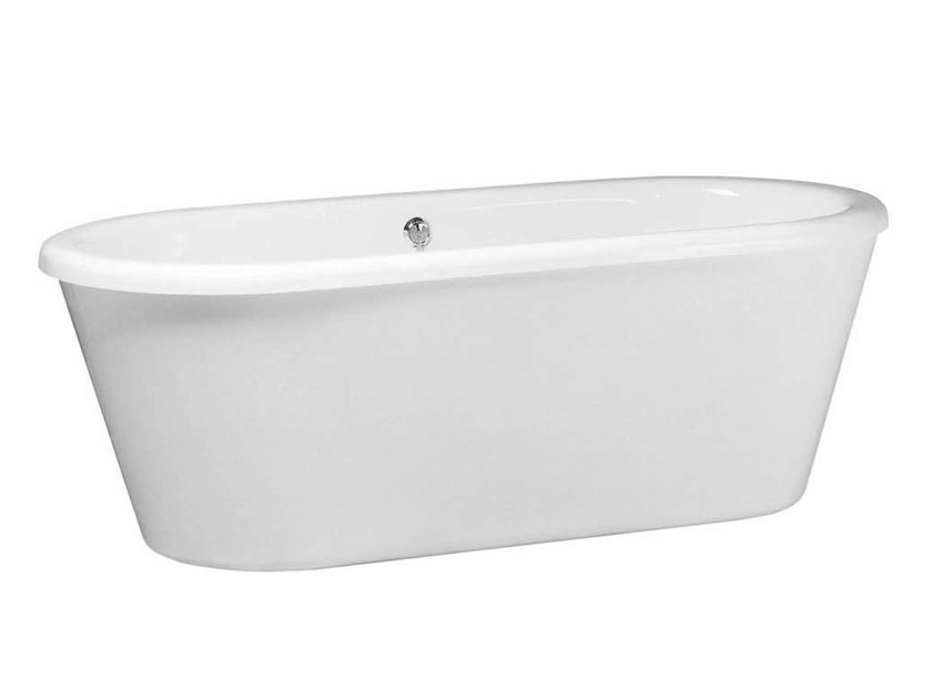 Freestanding acrylic bathtub TREND - GENTRY HOME