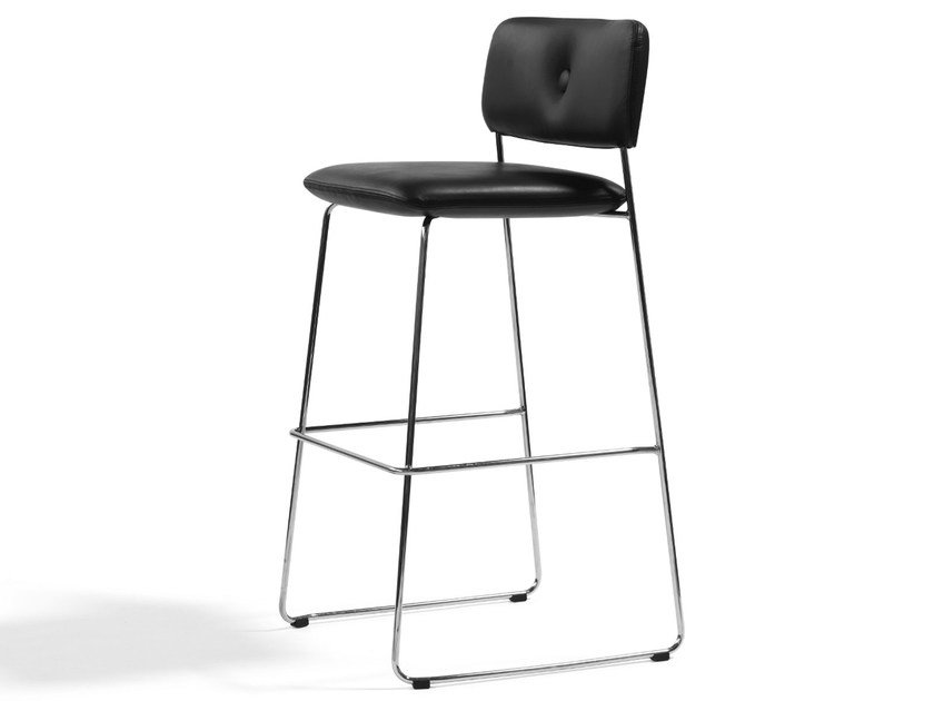 Stackable counter stool DUNDRA | Counter stool - Blå Station