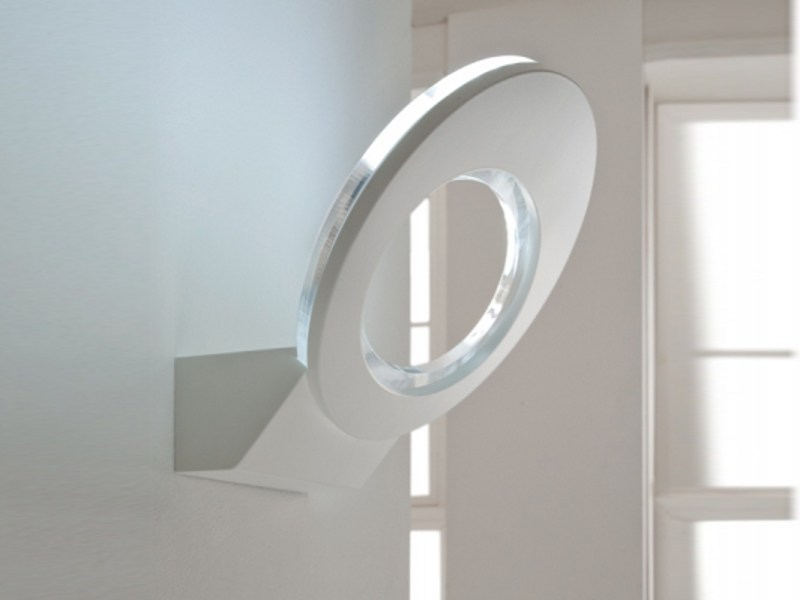 LED wall lamp ELETTA by Lucente