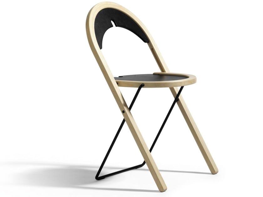 Folding chair SPARTA - Blå Station