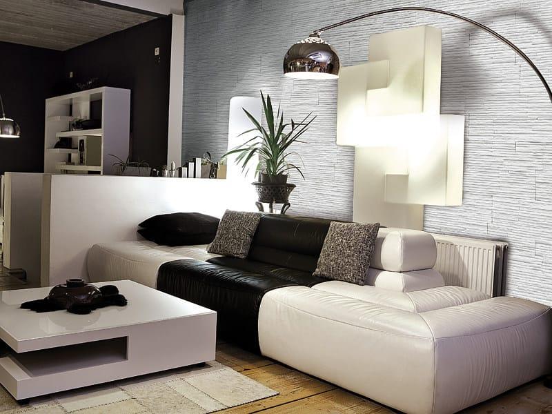 Rivestimento tridimensionale in pietra ricostruita per for Piani di progettazione della casa 3d 4 camere da letto