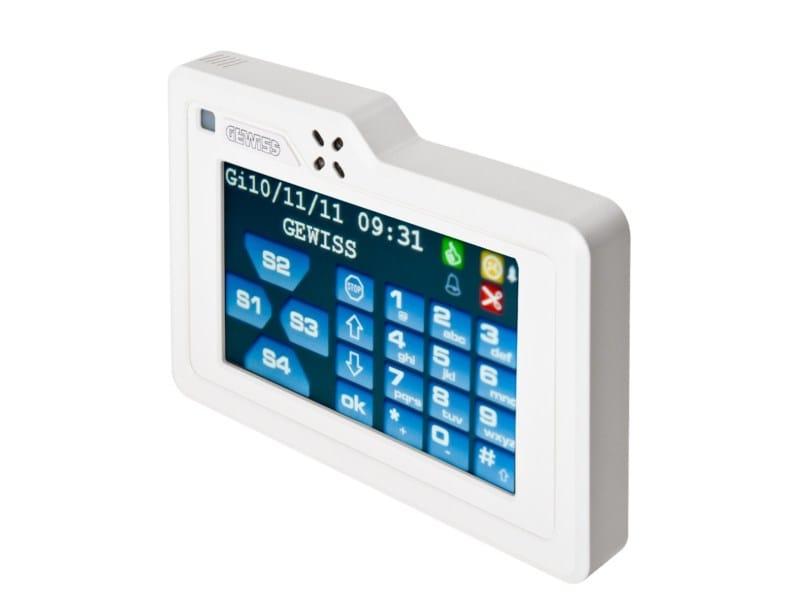 Anti-theft and security system CHORUS | Anti-theft and security system - GEWISS