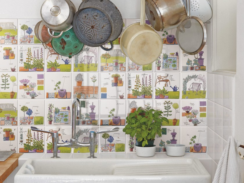 Wall tiles MARY ANN - CERAMICA BARDELLI