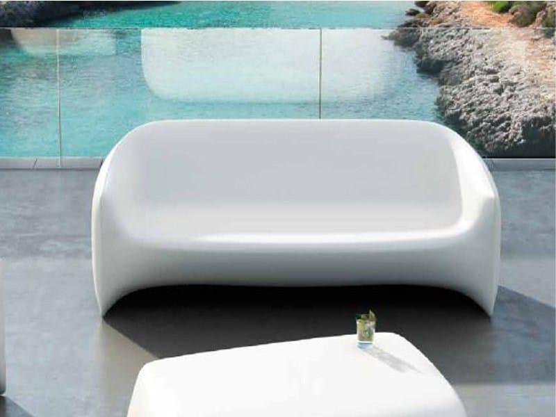 Garden sofa BLOW | Garden sofa - VONDOM