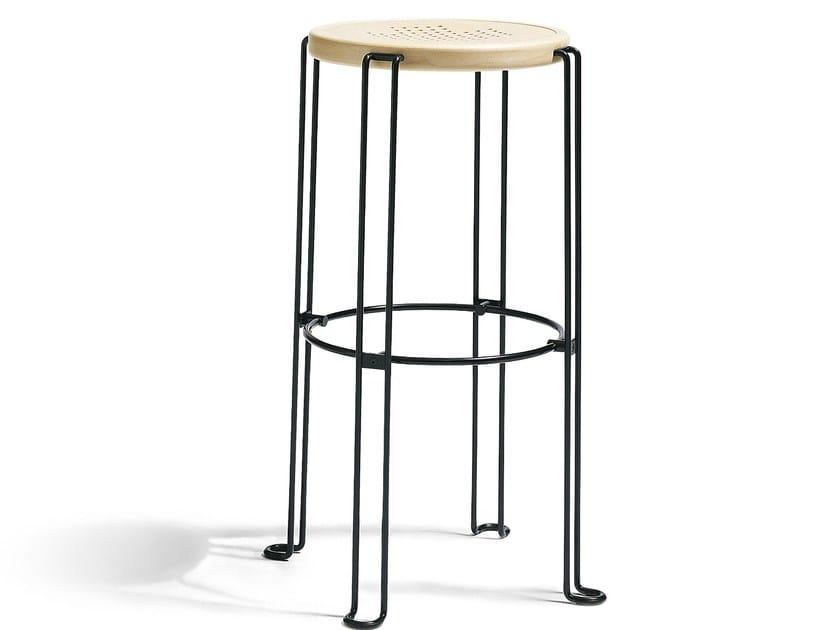 Stackable stool B2 | Stool - Blå Station