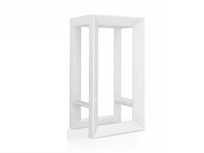 High table VELA | Garden table by VONDOM
