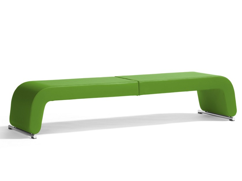Upholstered bench POLSTERGEIST | Bench by Blå Station