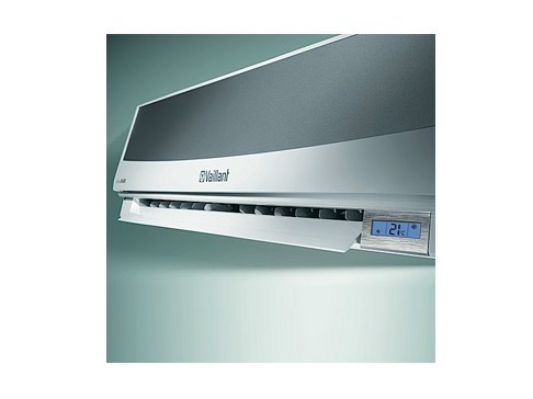 Split heat pump air conditioning unit climaVAIR - VAILLANT